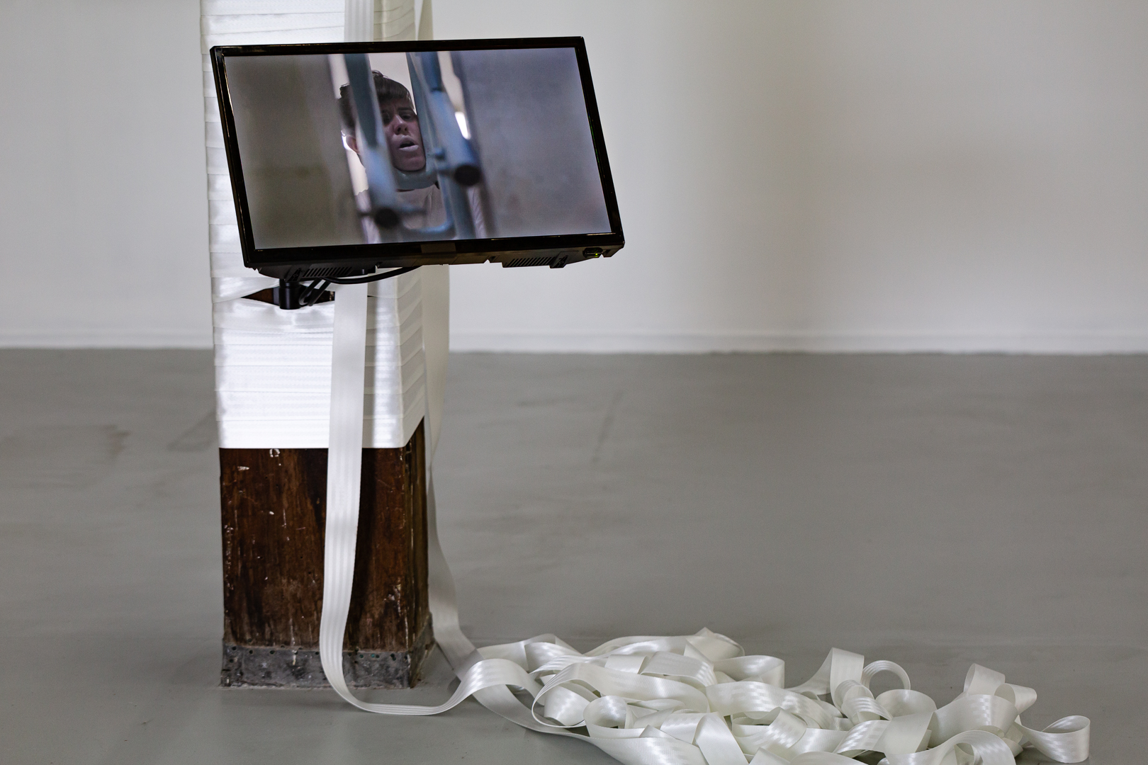 Kate Brown, 'This is a ghost voice', 2020